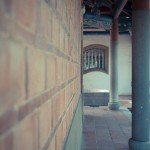 台南のオススメ観光スポット、赤嵌楼をのんびりと見てきました。