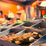 台南の海安路の居酒屋「感性滷味」安くて美味しくて良い雰囲気!