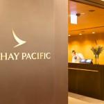 台湾桃園国際空港の新しいキャセイ航空ラウンジがやっぱりスゴイ!