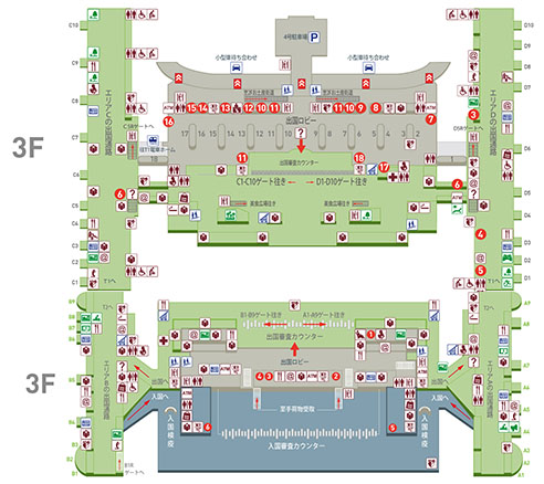 taoyuan-airport-map