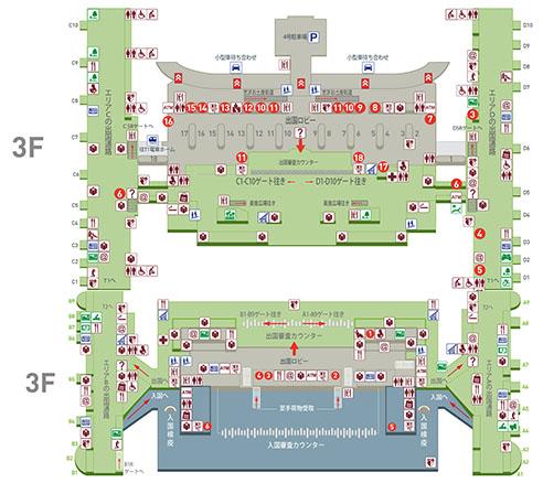 taoyuan-airport-map