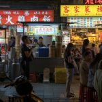 台北で夜市に行くなら 寧夏路夜市がオススメ!B級グルメ天国の行列店がたくさん有ります